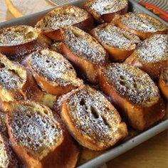 Brunch Baked French Toast - Allrecipes.com
