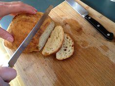 Bread & Olive Oil, a classic combination