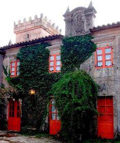 Casa Grande de Rosende (Sober, Lugo)