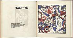 """Great Resurrection"" Kandinsky (1913)"