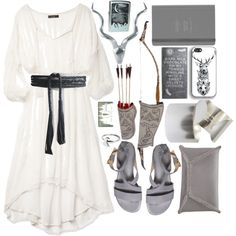 """Artemis"" by living-colorfully on Polyvore"