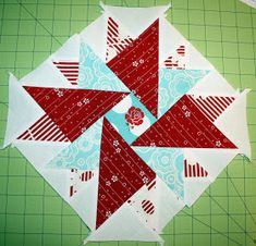 I posted my trial bee block  on the 4x5 modern quilt bee flickr page  and was so surprised when the gals asked me to put together a tutorial...