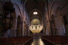 The interior of Lund cathedral | da mattias811