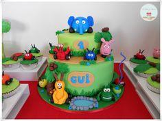 Jungle Junction Cake