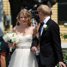 Taylor swift wedding dress