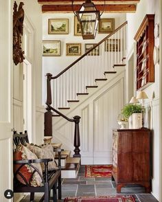 What I've Been Pinning: Foyers and Entries · Creating This Life