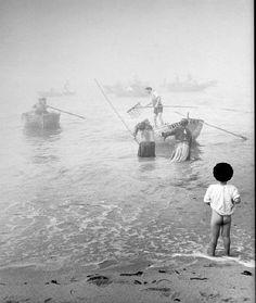 Artur Pastor - Apúlia / Aver-o-Mar, Portugal, 1950's. S)