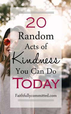 If you're feeling like you don't know how to make a difference in this world, start with these 20 small, simple random acts of kindness! Prayer Scriptures, Bible Prayers, Bible Verses, Prayer Times, Christian Life, Christian Women, Christian Living, Prayer Board, Trust God
