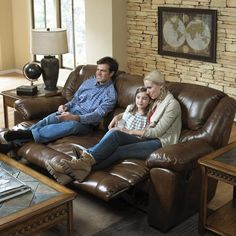 How comfy does this triple recliner look? 494 - Transformer | Jackson Catnapper