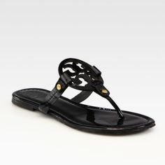 ISO black or nude Tory Burch miller sandals 7.5 ISO black or nude Tory Burch miller sandals 7.5 Tory Burch Shoes Sandals