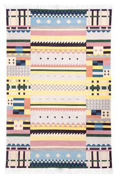 Swedish Rug Designs from Oyyo