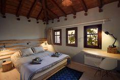 Thalia - Holiday Rental VIlla in Pelion - Greece Thalia, Luxury Villa, Contemporary Design, Greece, Layout, Bed, Holiday, House, Furniture