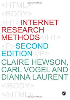 Internet Research Methods by Claire Hewson…