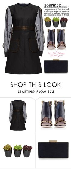 """""""Katie May Boutique #5"""" by edita-m ❤ liked on Polyvore featuring Konstantina Tzovolou, Monsoon and KatieMayBoutique"""