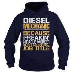 Awesome Tee For Diesel Mechanic T-Shirts, Hoodies, Sweatshirts, Tee Shirts (36.99$ ==> Shopping Now!)