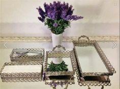 Dicas para noivas e debutantes para fazer um evento de luxo: Toilette Decor - luxo nos banheiros do seu evento!...