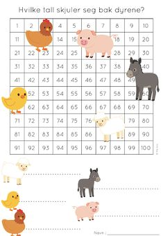 frk linn: telle, telle, telle, telle Math Worksheets, Math Activities, Numeracy, Teaching Math, Classroom, Education, School, Numbers, Inspiration