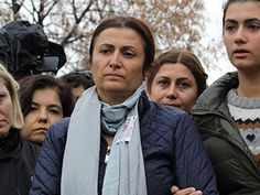 Türkan Elçi, eşinin ismini silen kayyuma başarılar diledi...