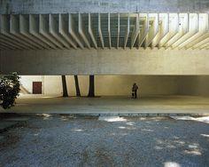 Sverre Fehn - Nordic Pavilion, Venice