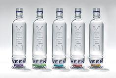 TRIDIMAGE PACKNEWS | Blog con las novedades mundiales del diseño de packaging: Top 10 | Diseño de Botellas de Agua en Vidrio