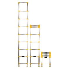 Target : Xtend & Climb 8.5 ft. Telescoping Ladder : Image Zoom