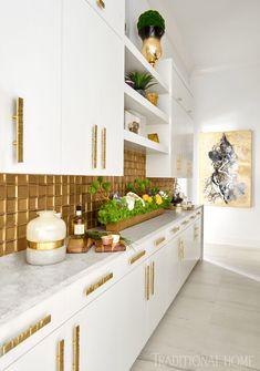 The Dallas Designer Showhouse. Prep KitchenHome Decor KitchenInterior ...
