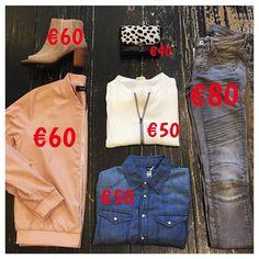 Nice Set! #jeansenlifestyle #new #sale #houten #leukeprijsjes