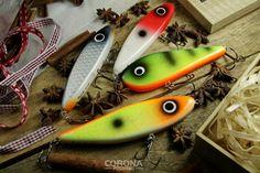 Prezenty - przynęty na szczupaka #wędkarstwo #upominki #pomysłnaprezent Fish, Pisces