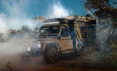 One Year image for the Rhino #perentie #landrover #110 has been such an epic journey of ups and downs but happy to be on this adventure. Image created with @nikon #d800 @profotoglobal @sigmaphotoaustralia #35mm1.4 #illustrativephotography 40 plates #australianarmy #adf #army #defender @rovin_90 @alloyandgrit @landroverjava @landrover24_7 #mylandy @landroverphotoalbum @defender.tr