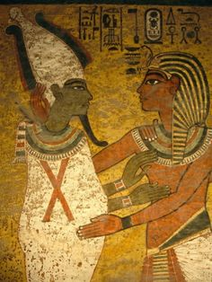 Tomb King Tutankhamun ~ Valley of the Kings ~ Egypt