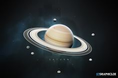 The Solar System Saturn