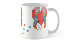 IN TRUE LOVE by Heaven7 Redbubble 20% off for Redbubble's 8th birthday ends at 8:00pm. Use code CRAZY8 #LOVE #DANCE by #Heaven7 #valentine #valentines #day #mug #ballet #ballerina