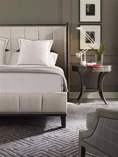 Vanguard Furniture: Room Scene MW_W532K-HF_W603L''''''different  side table idea
