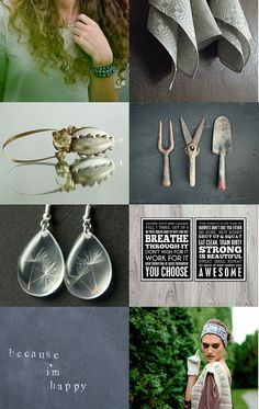 Just Because I'm Happy by Vaida Petreikis on Etsy--Pinned with TreasuryPin.com