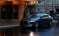 Mazda is moving its compact sedan and hatchback models upmarket with more standard features and newly available all-wheel drive. Toyota Prius, Toyota Tacoma, Toyota Corolla, Mazda Mazda3, Mazda 3 Hatchback, Ford Ecosport, Volkswagen Jetta, Mazda 3 Limousine, Kia Forte