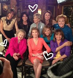 mary tyler moore show cast reunion hot in cleveland 1234