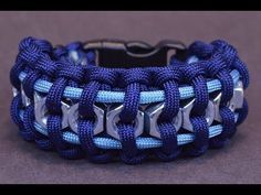 How To Make A Very Cool Hex Nut Paracord Survival Bracelet - The Good Survivalist
