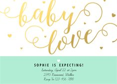 Dancing Dots Borders  Free Printable Baby Shower Invitation