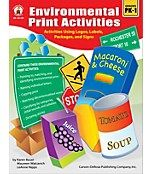 Environmental Print Activities #CDWishList