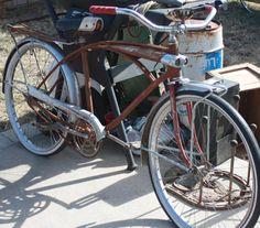 Vintage All Original 1950s Western Flyer Bicycle by VaVaVintageKS, $289.00