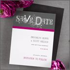 Magical Save the Date Magnet