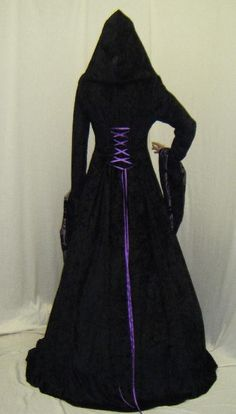 medieval gothic Vampire halloween renaissance by camelotcostumes, $224.00