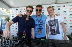 Ferry Corsten & CLMD at the SOL REPUBLIC x Motorla Music Lounge