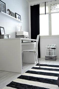 <3 Room Inspiration, Office Desk, Corner Desk, Kids Room, Chair, Furniture, Home Decor, Deco, Corner Table