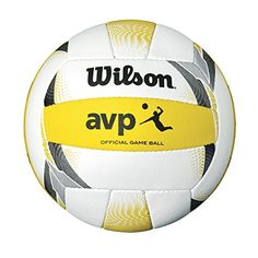 Shop a great selection of Wilson AVP Official Beach Volleyball. Find new offer and Similar products for Wilson AVP Official Beach Volleyball. Volleyball Online, Avp Volleyball, Beach Volleyball, Volleyball Equipment, Volleyball Clothes, Sports Equipment, Look Adidas, Badminton