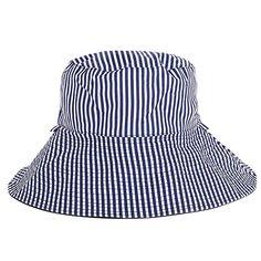 dffdec8bdb0 Bornbayb Women s Travel Flat Top Hats Fishing Hunting Cap Double Layer  Reversible Bucket Hat Bucket Cap