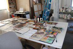 Cora Cohen Studio, 2013
