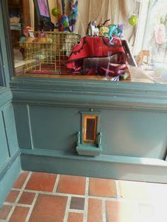 A shopowner in Ann Arbor installed this fairy door outside his store.It is magical and brings a smile to all who see it.
