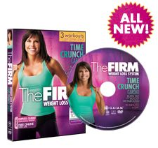 I have been a Firm exercise DVD's since the 80's, nothing will get you in better shape than these, other than maybe PX90 and I don't like that guy who does those workouts!  These girls are awesome!