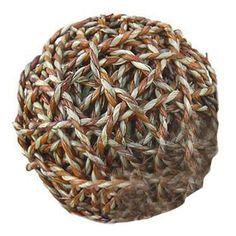 Decorative Rope Balls Jute 9 Strand Decorative Ball Set Of 2  Decorative Balls